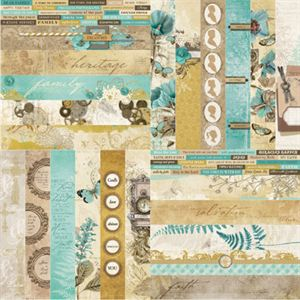 Picture of Miracles and Milestones by Katie Pertiet Border Strips - Set 12